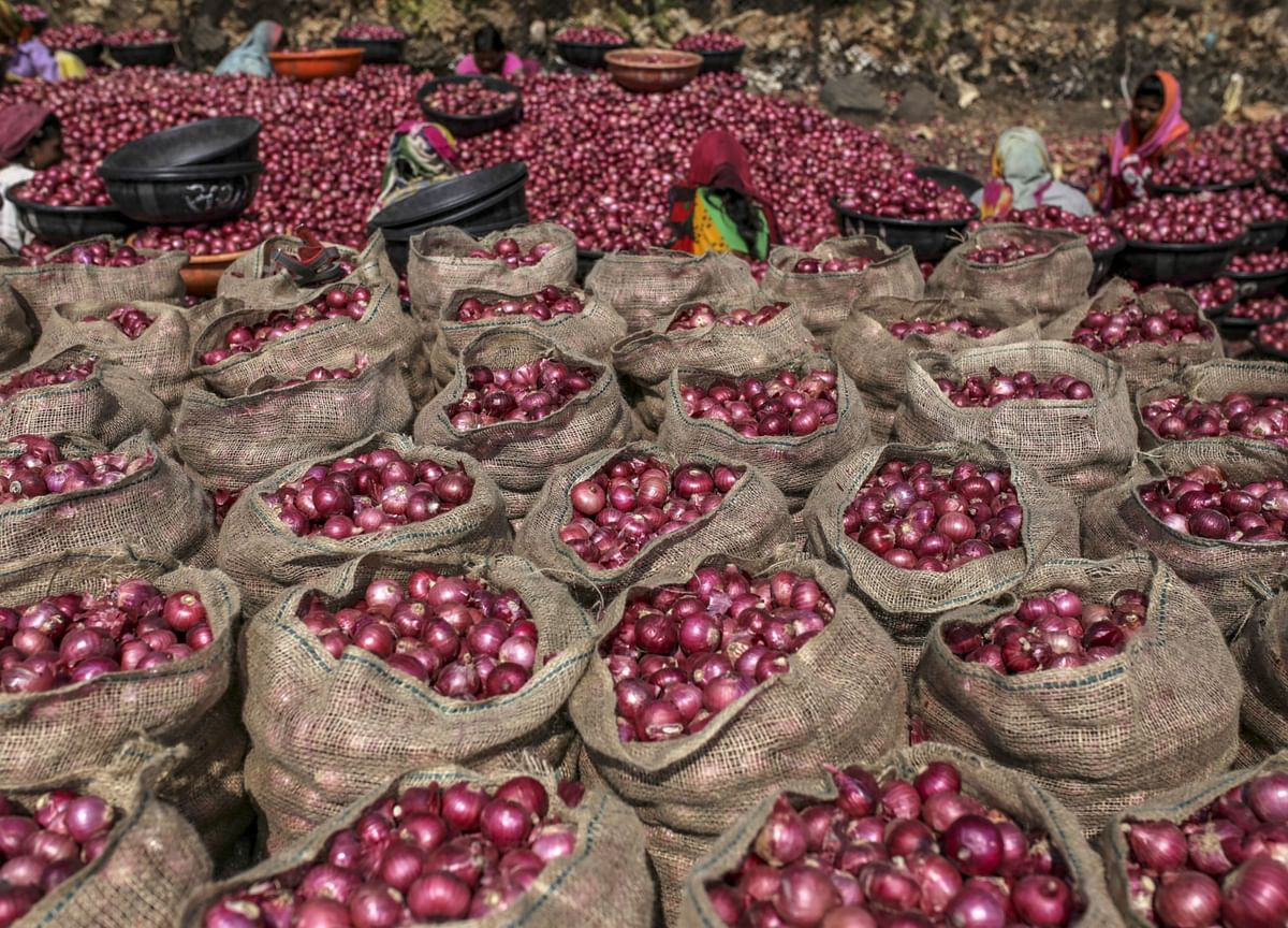 Onion Prices To Calm Down From November Onwards: NITI Aayog Member
