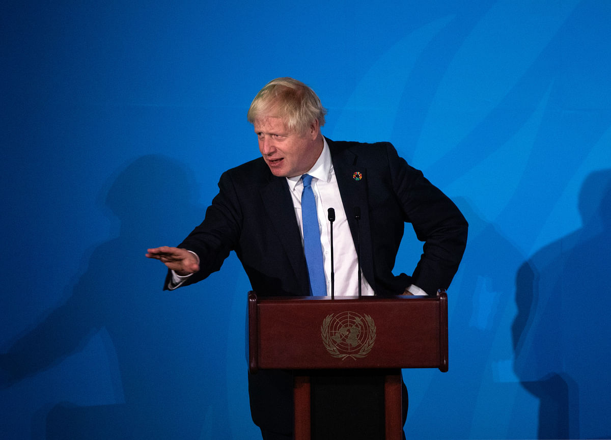 Boris Johnson Says It's Time to Make aNew Nuclear Deal With Iran