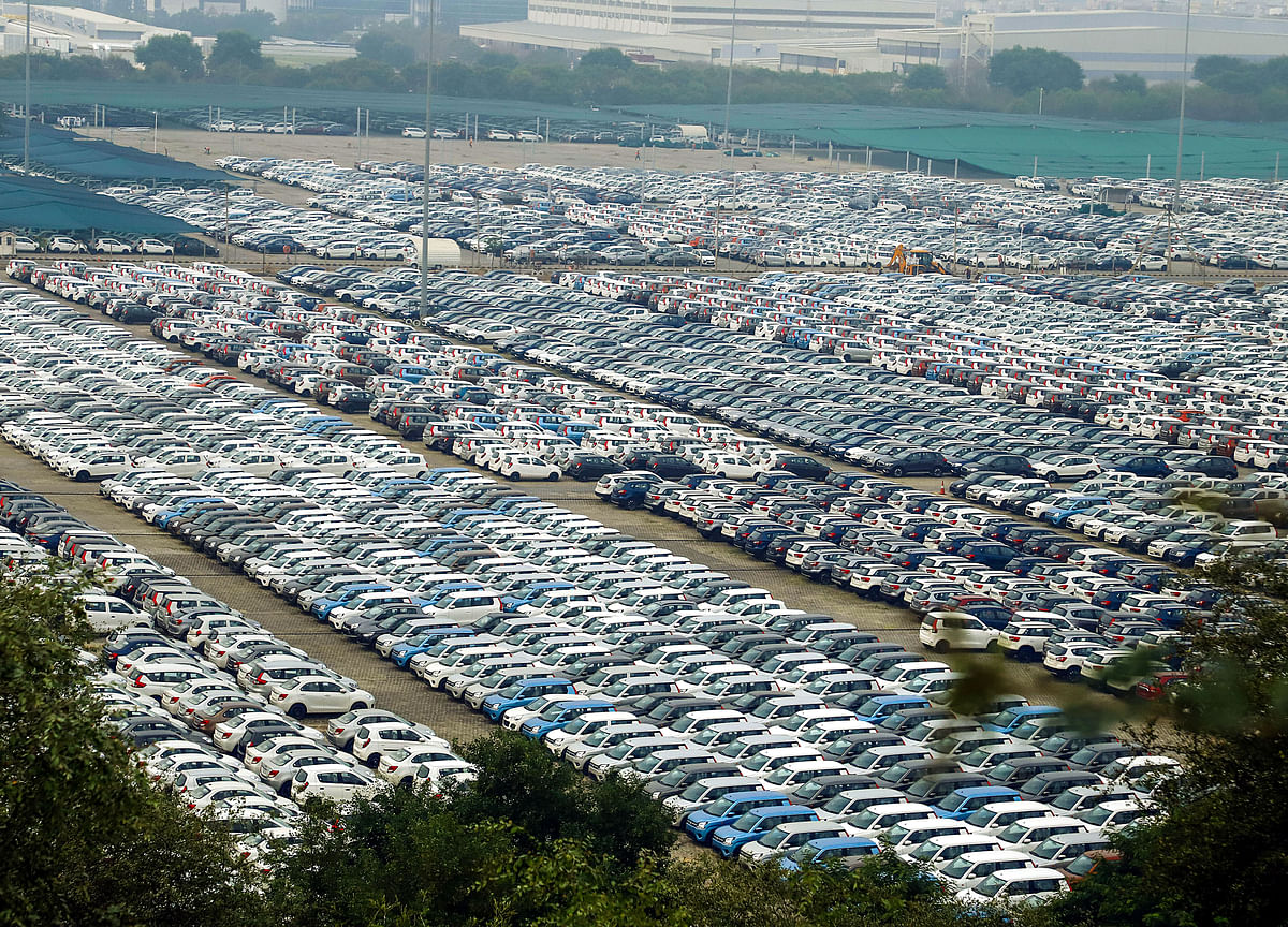 Passenger Cars Clock Highest Retail Sales In Nearly Three Years