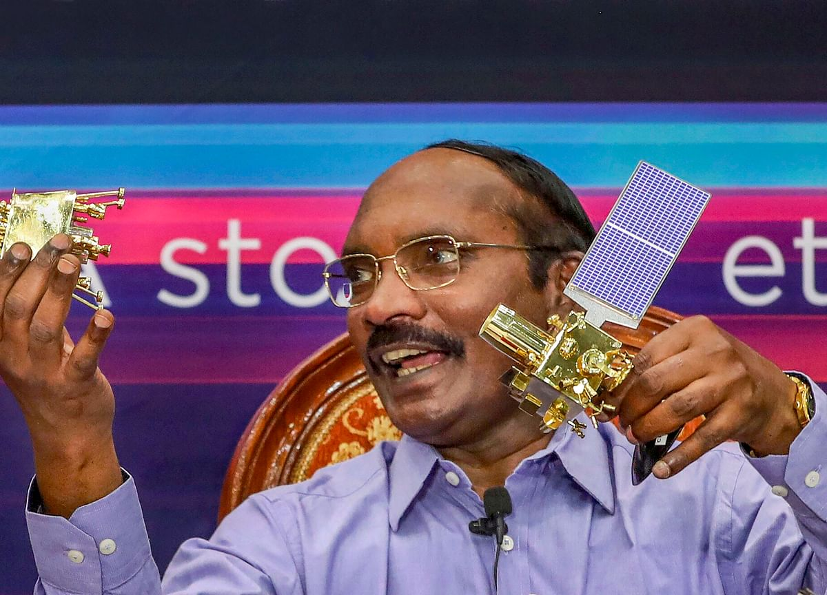 India to Take Another Shot at Moon Landing After Crash Last Year