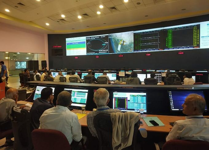 Chandrayaan-2 Landing: ISRO All Set To Soft-Land Vikram Lander, Roll Out Pragyan Rover On Moon
