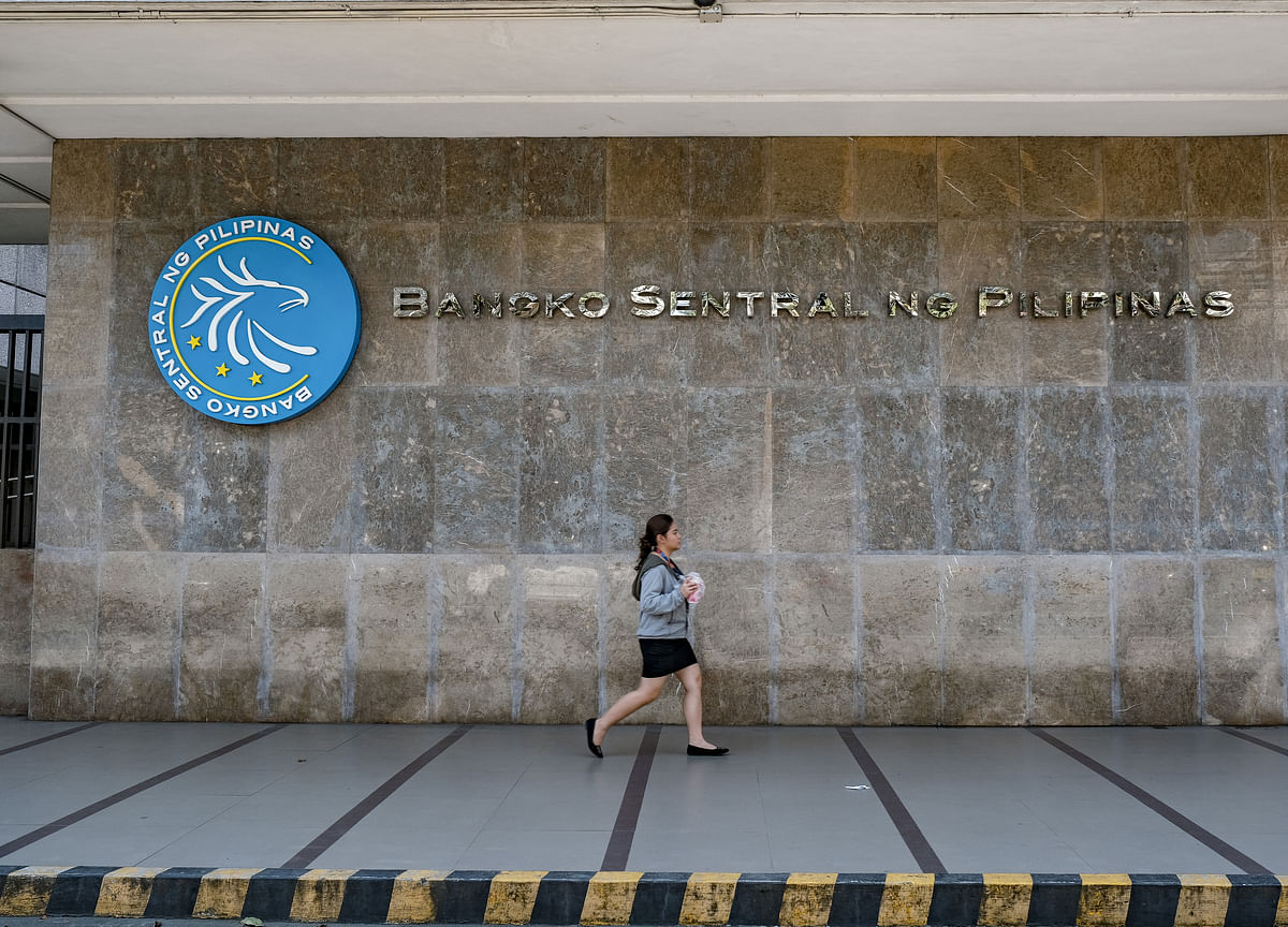Philippine Central Banker Says Growth to Pick Up in Second Half