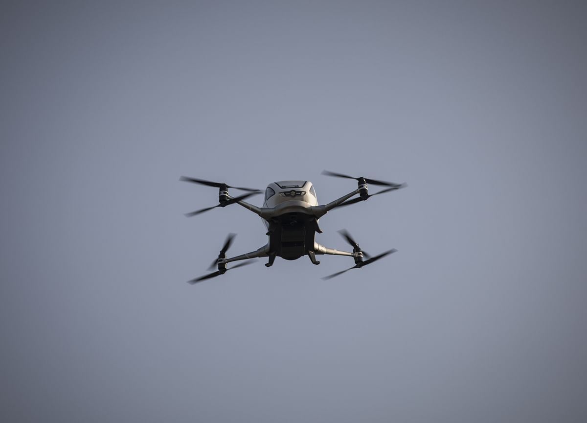 RP Centre AIIMS, IIT Delhi To Explore Feasibility Of Using Drones For Transporting Corneal Tissue
