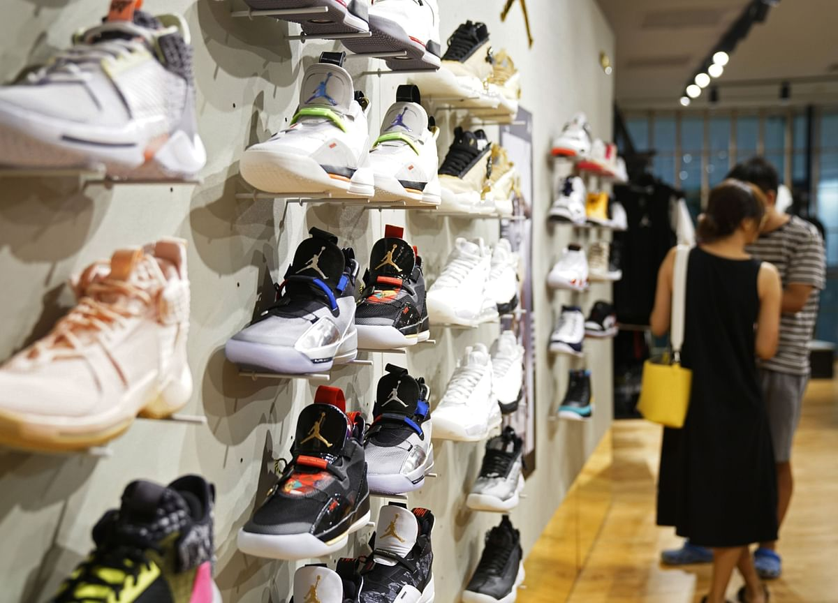 Nike's Race Higher Hits a Stumbling Block After Earnings