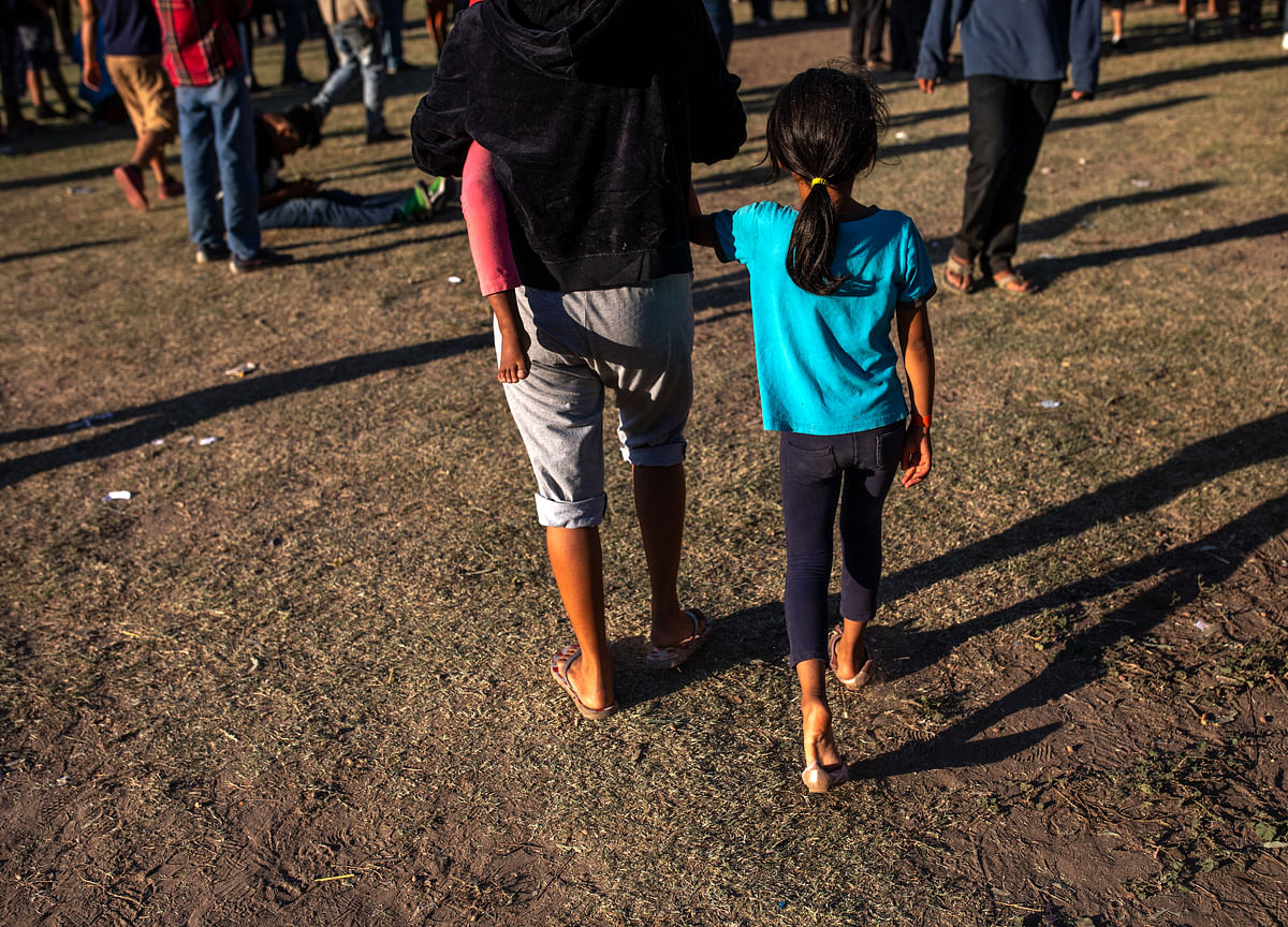 Separated Migrant ChildrenSuffered Post-Traumatic Stress, Watchdog Says
