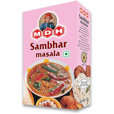 A packet of MDH Sambhar masala. (Source: MDH website)