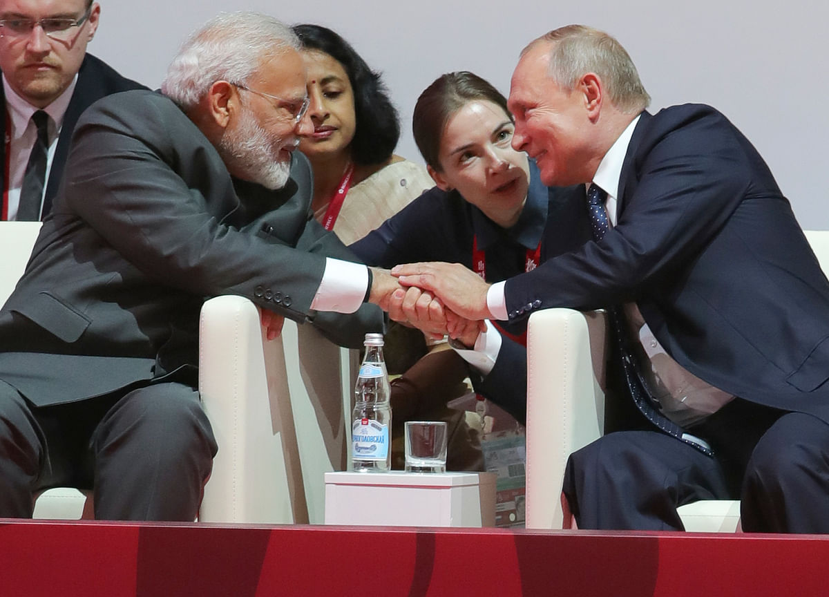 Enlarging India's Engagement Envelope With Russia