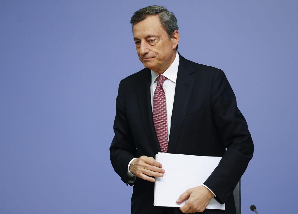 Draghi's LastGasp Won't Be Enough
