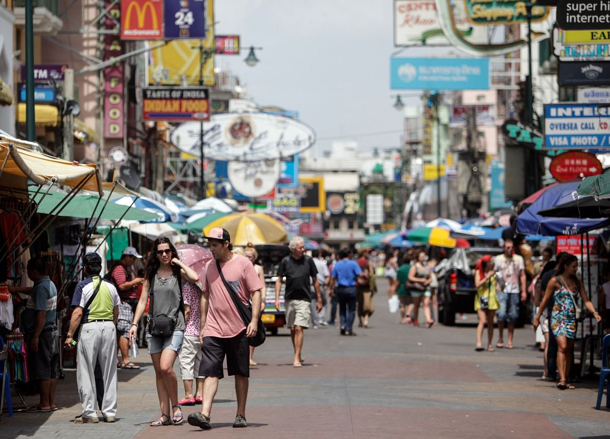 Bangkok Beats Paris, London as Most-Visited City for Fourth Year
