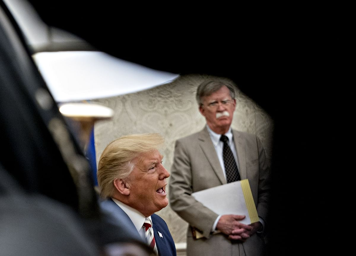 Without Bolton, Trump Can Now Go Soft on Iran