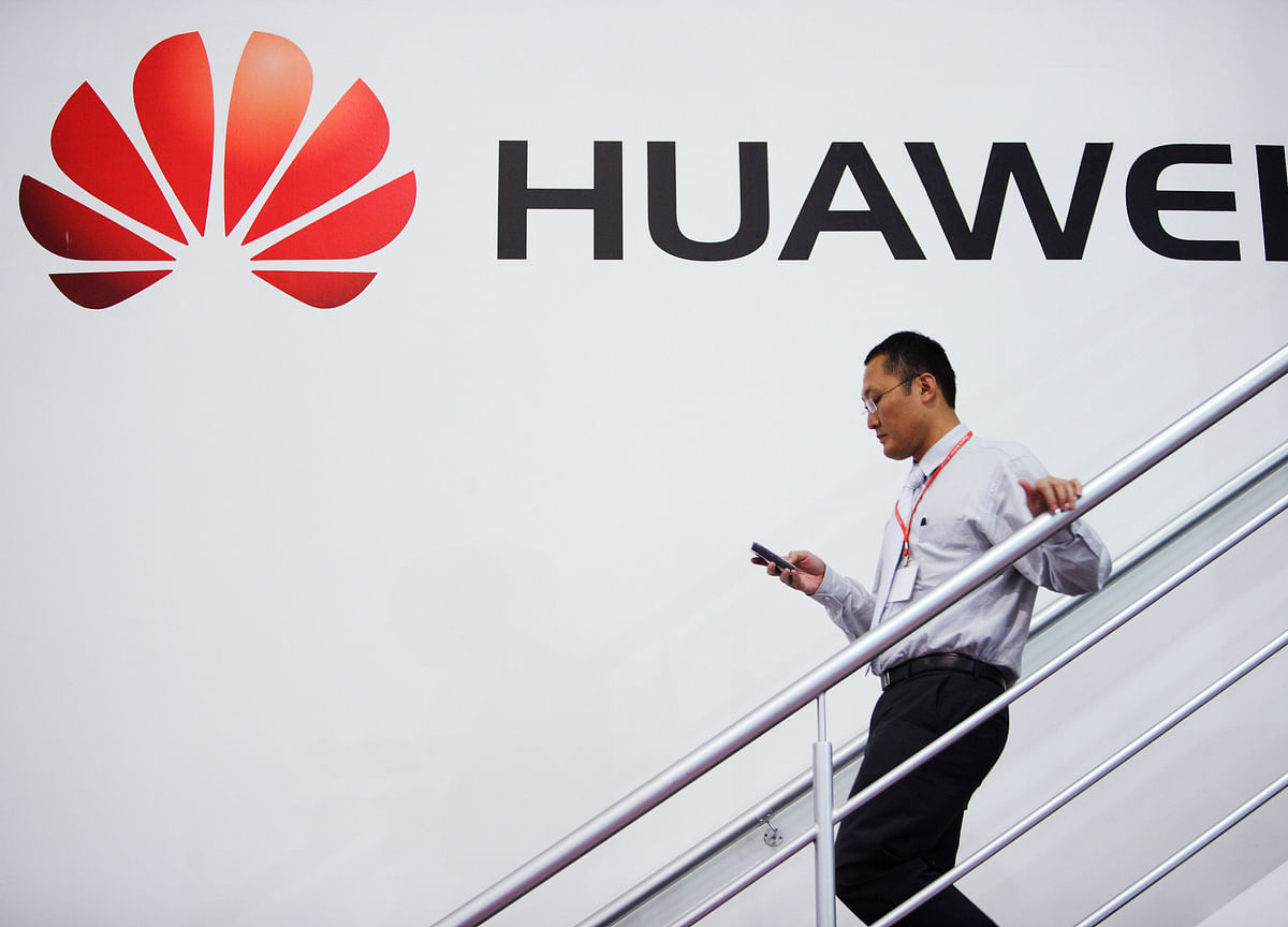 China's Huawei Woos Tech World With $1.5 Billion and 5G Secrets