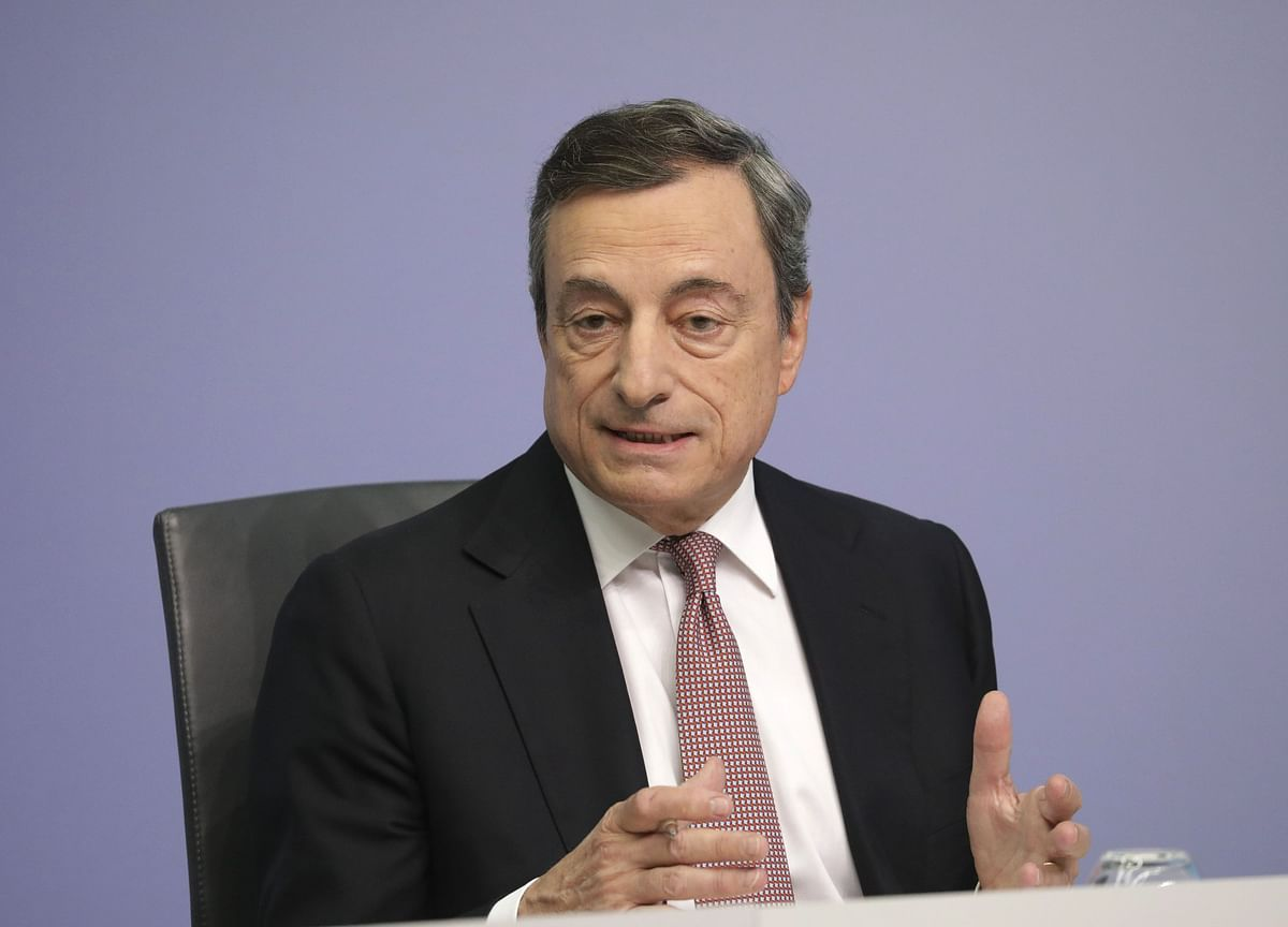 EM Rally Hinges on Draghi Being the Dove Traders Want Him to Be