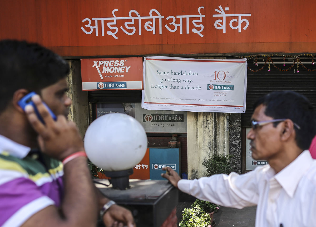 Finance Ministry Asks Government Departments To Continue Business With IDBI Bank