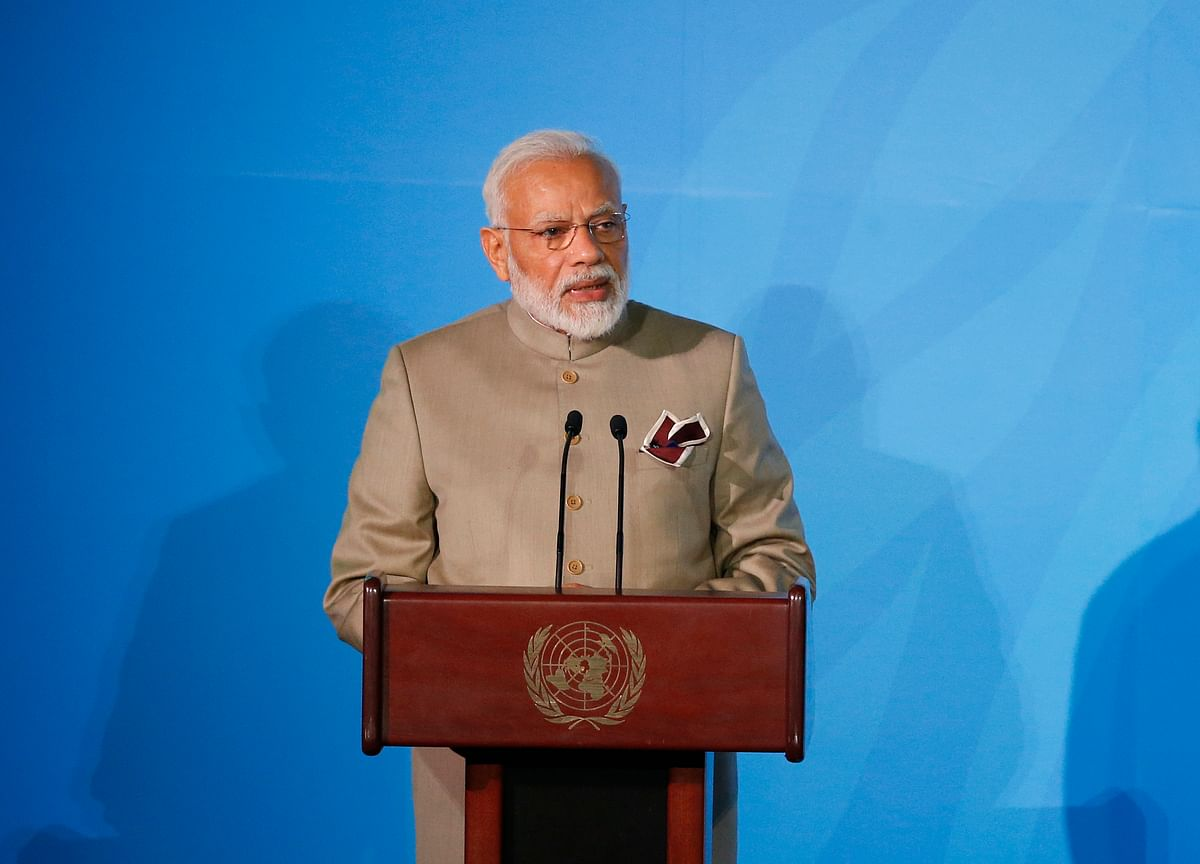 PM Modi Pledges To More Than Double India's Renewables Target To 450 GW