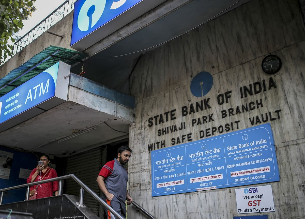Bloomberg Equality Summit: Largest India Bank Seeks Rule Changes to Take on Bad Debt Pile