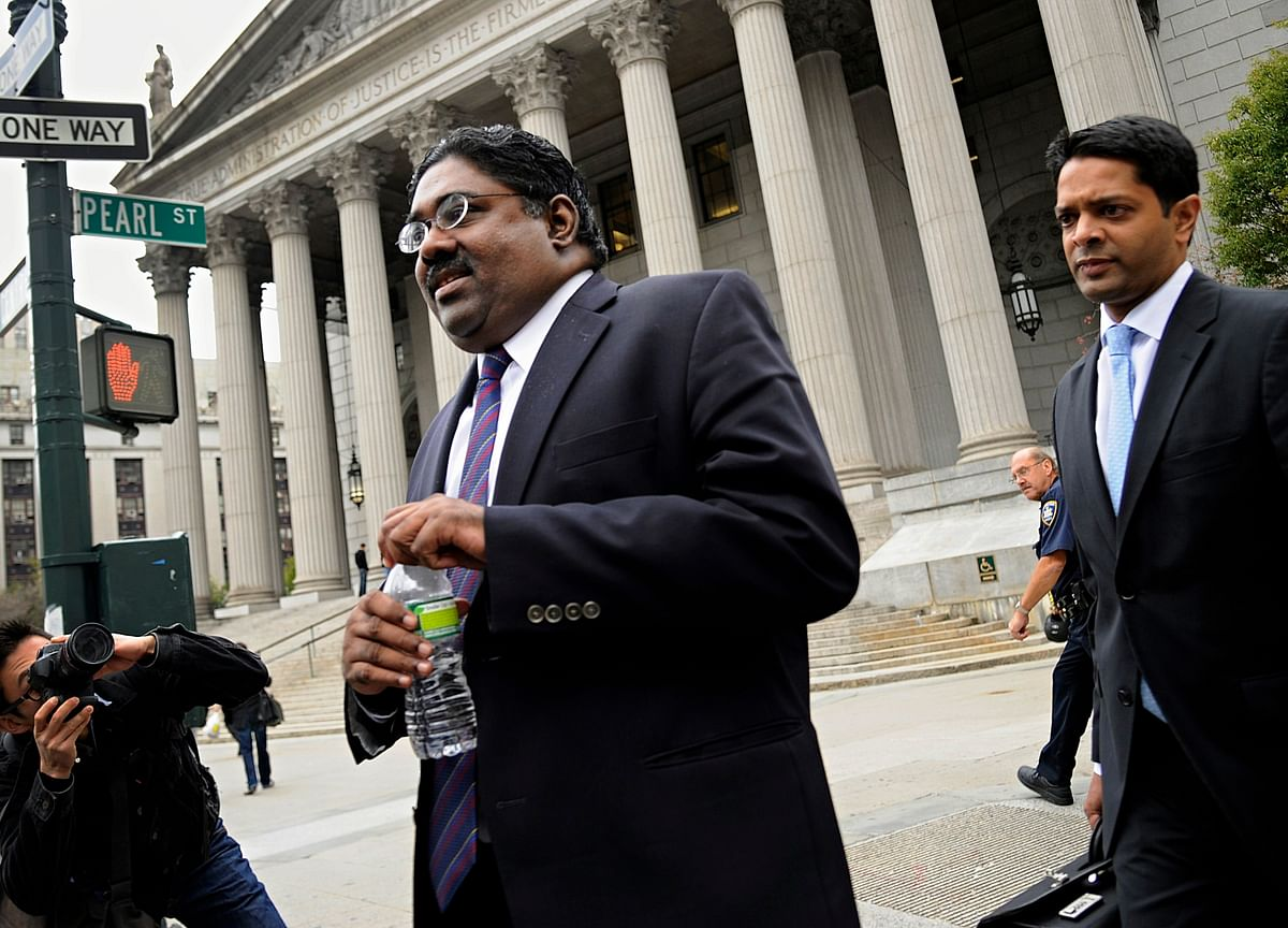 Galleon's Raj Rajaratnam Is Released From Prison Two Years Early