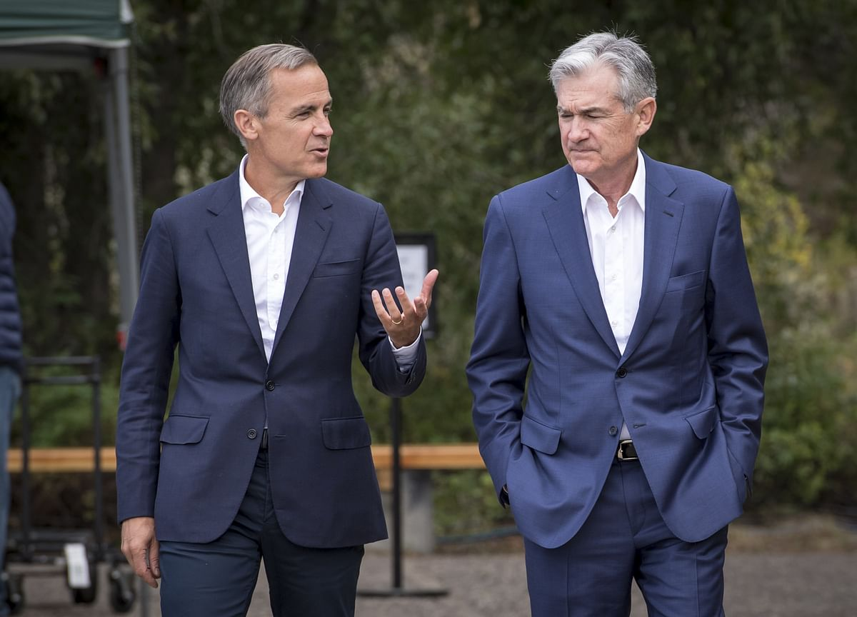 Central Bankers Haggle Over Stimulus Amid Dismal Factory News