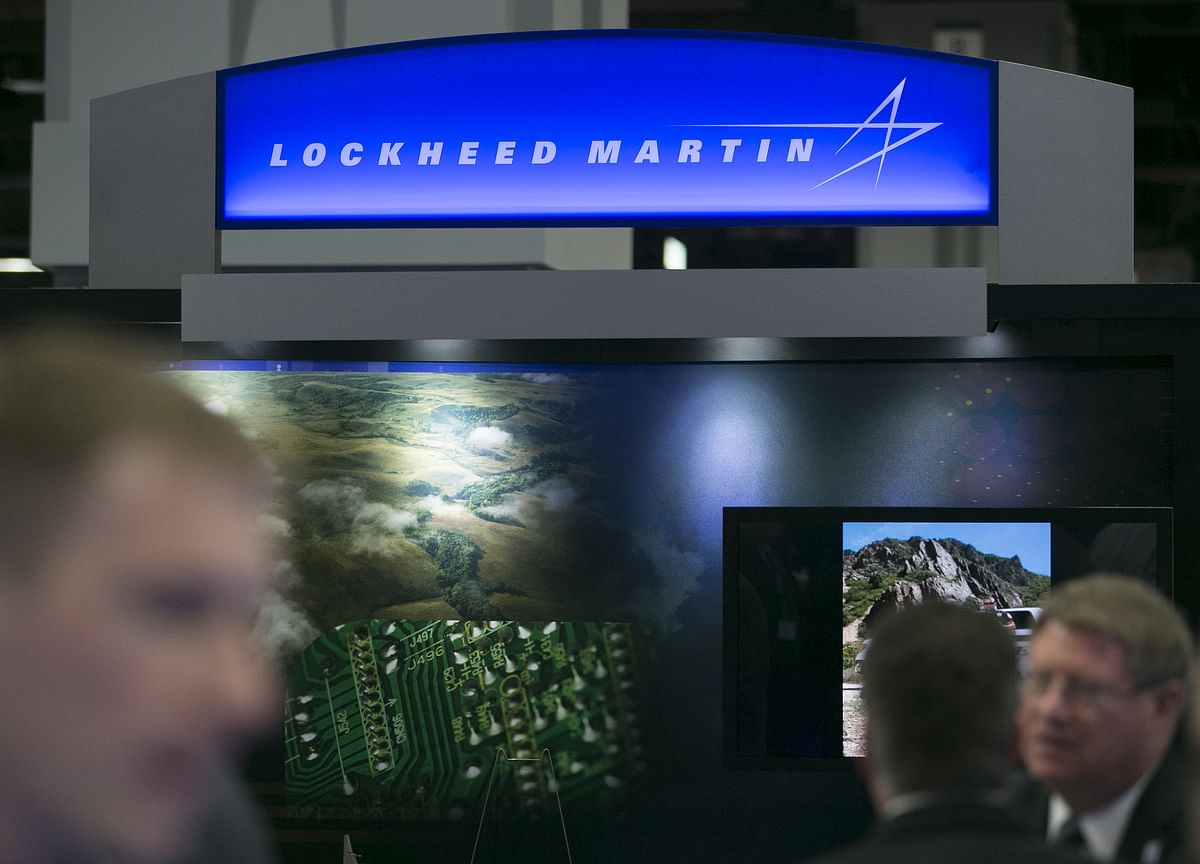Lockheed Martin Says Ready To Help India On Combat Aircraft Projects