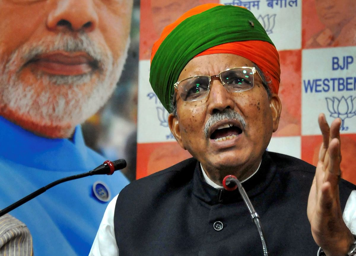 Auto Sector's Problems 'Minor', Will Be Resolved Soon, Says Arjun Ram Meghwal