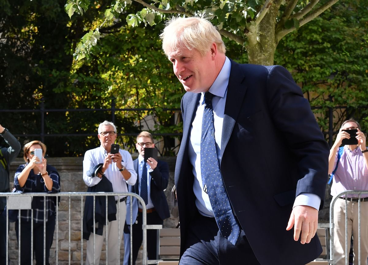 Boris Johnson Attacks Historic Court Ruling and Vows to Deliver Brexit