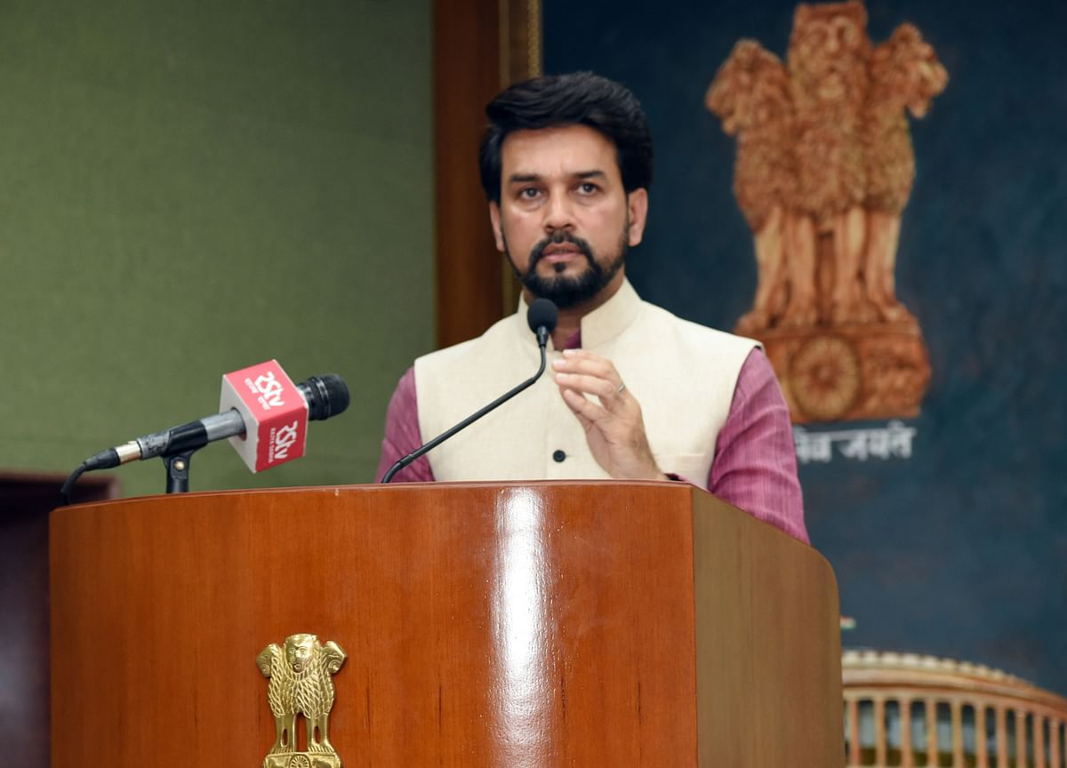 Election Commission Issues Show Cause Notice To Union Minister Anurag Thakur Over Controversial Remark