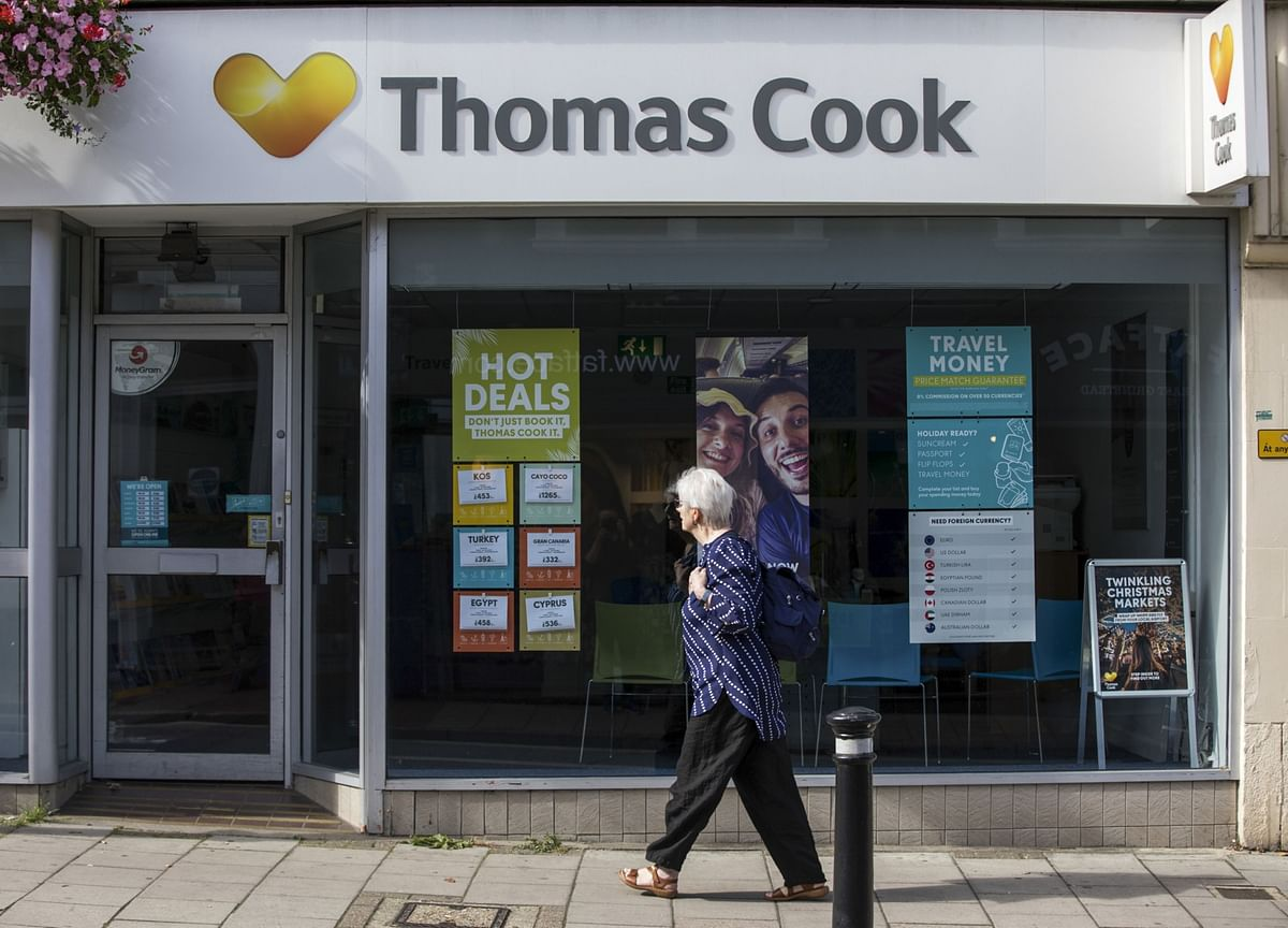 Thomas Cook's Final Adventure Ends in Early-Morning Liquidation