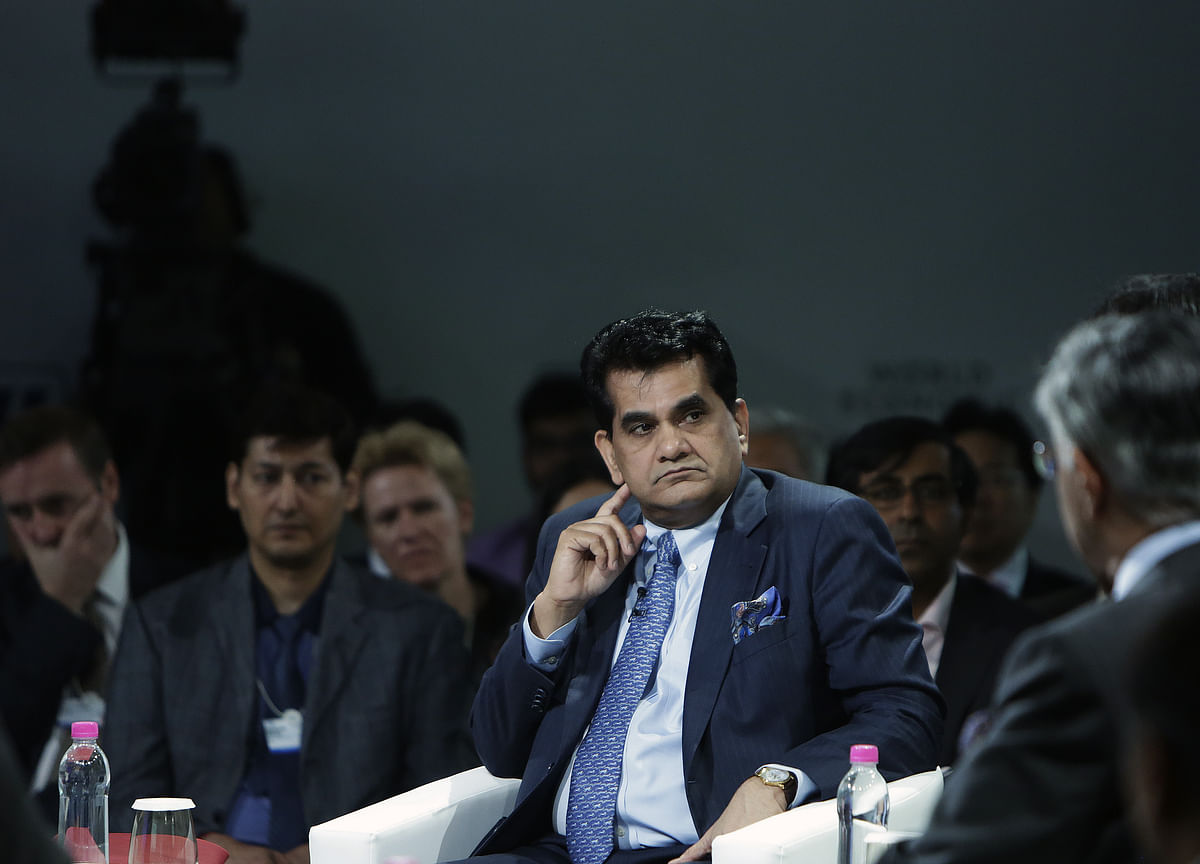 WEF India Economic Summit 2019: More Reforms In Offing To Bring Back High Growth, Says NITI Aayog CEO Amitabh Kant