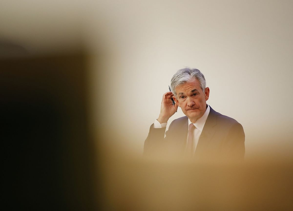 Powell Says Fed Will Sustain Expansion, Reinforcing Rate-Cut Bet