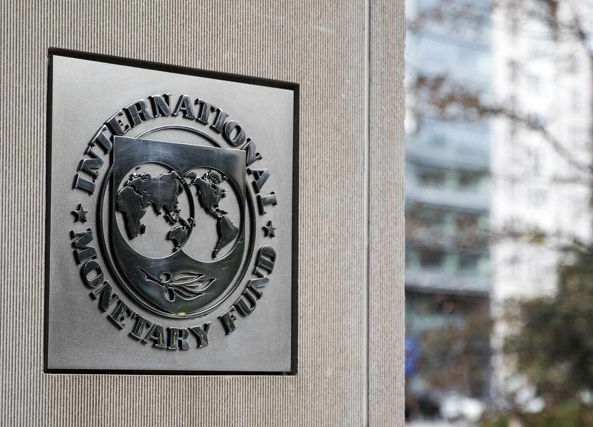 IMF Sees Shallower Recession, Tough Path Back to Recovery