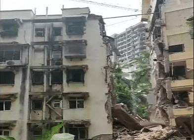 10-Year-Old Girl Killed, Two Hurt In Mumbai Building Collapse
