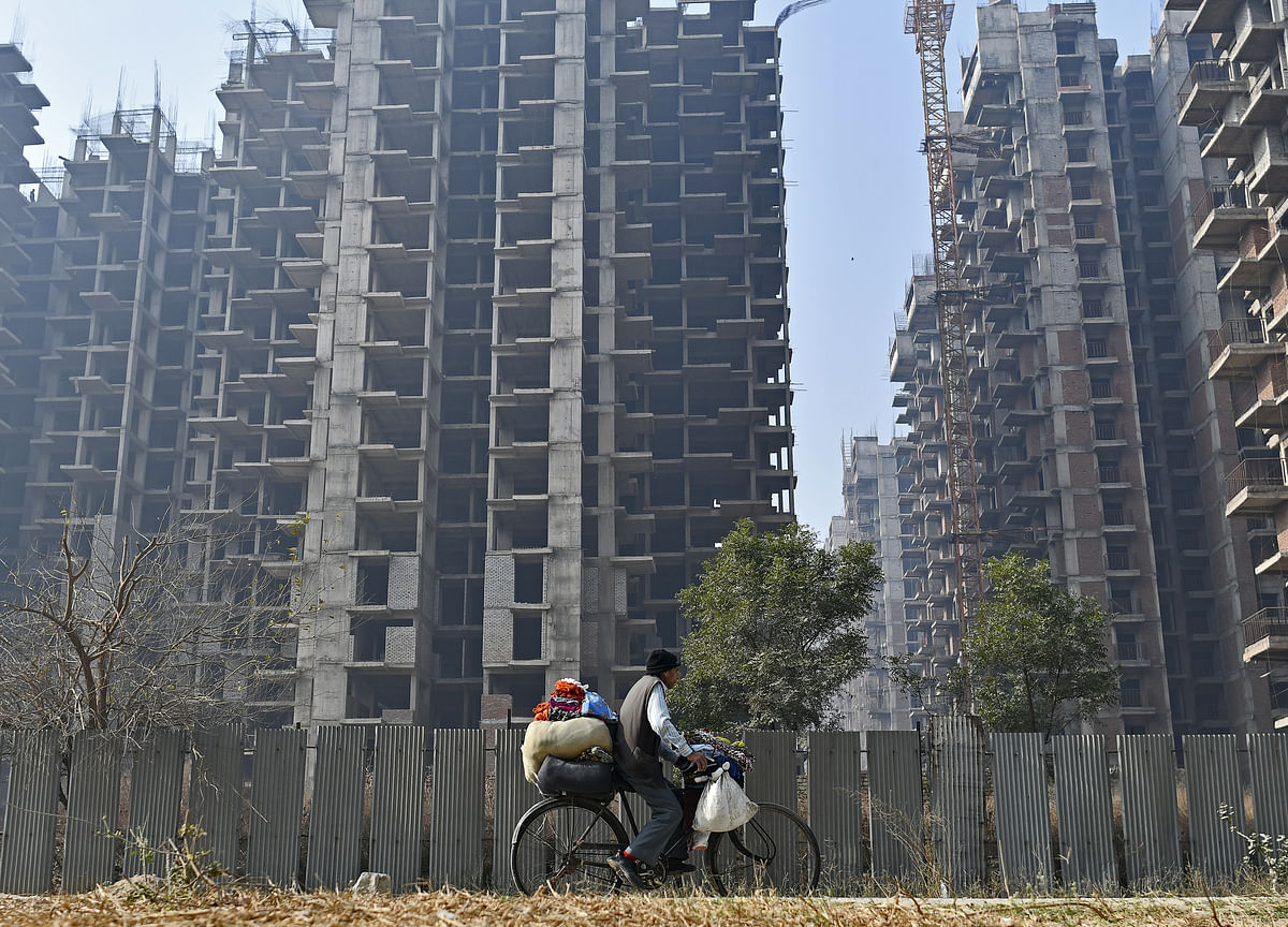 Supreme Court Asks SBICAP Ventures To Take Call In 10 Days On Funding Amrapali Projects