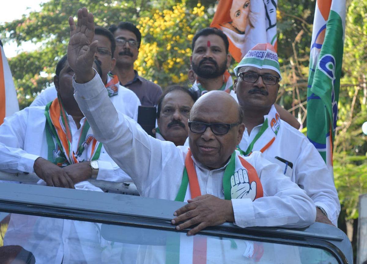 Eknath Gaikwad Replaces Milind Deora As Mumbai Congress Chief