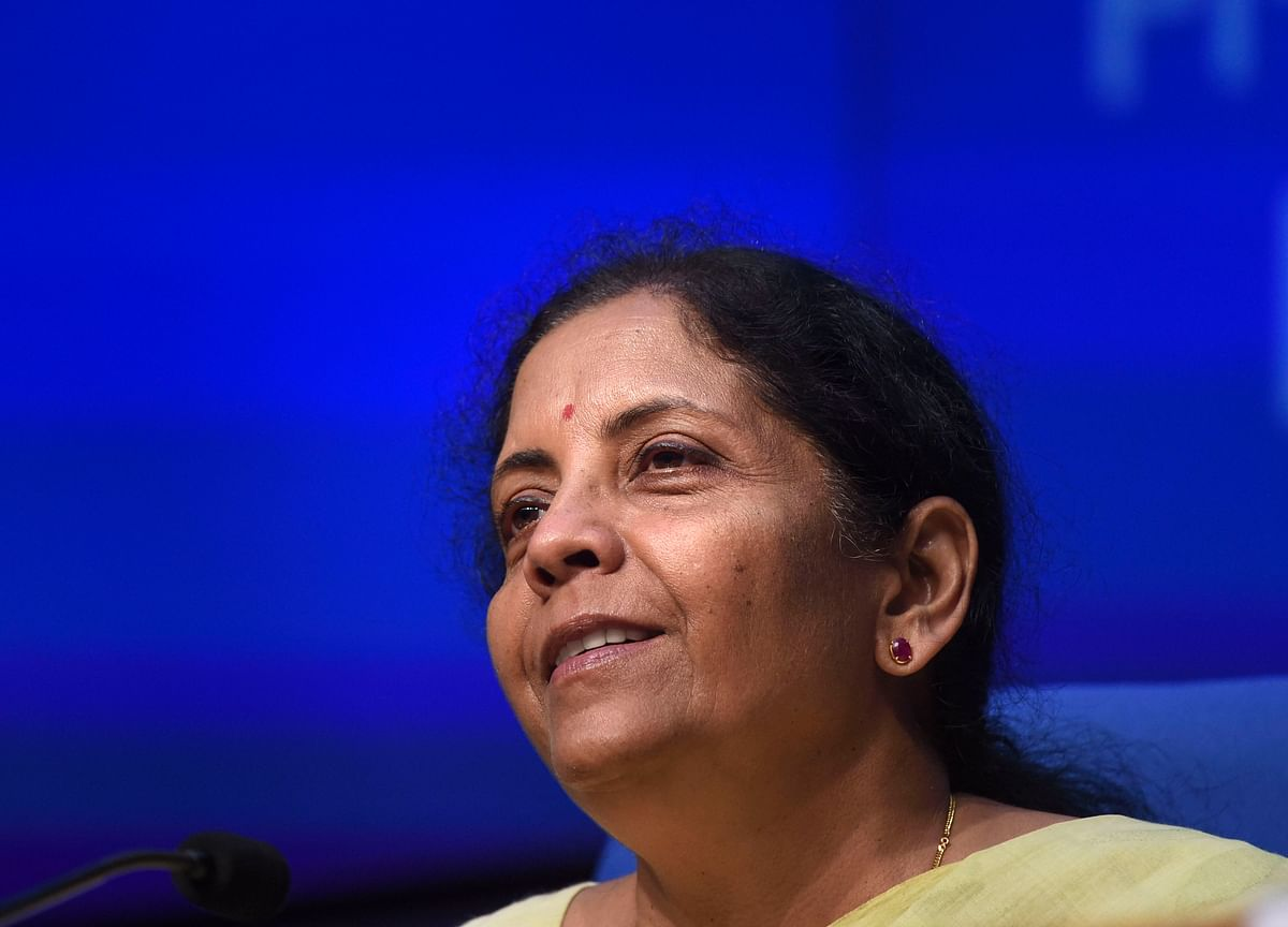 GST Rate Hike Buzz Everywhere...Except My Office, Says Finance Minister Sitharaman