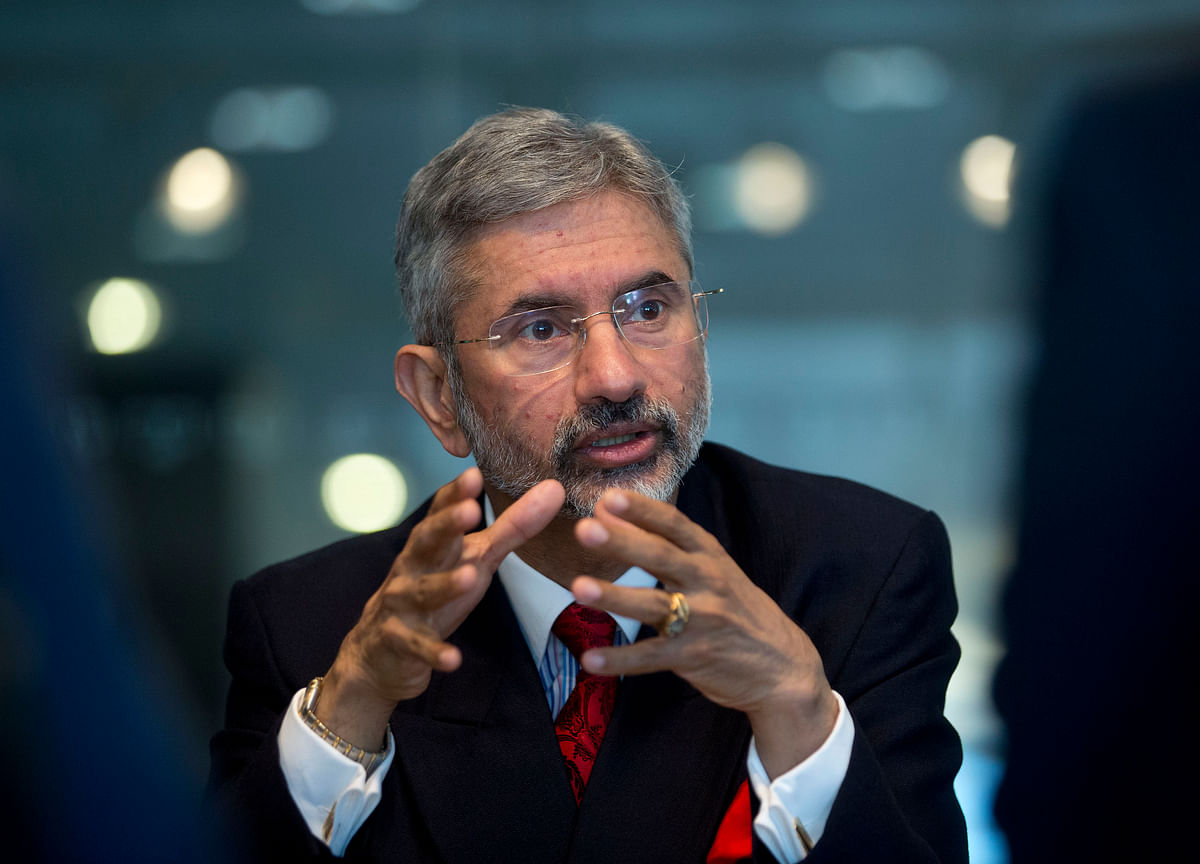 India's Jaishankar Says Trade Deal With U.S. 'Not That Easy'