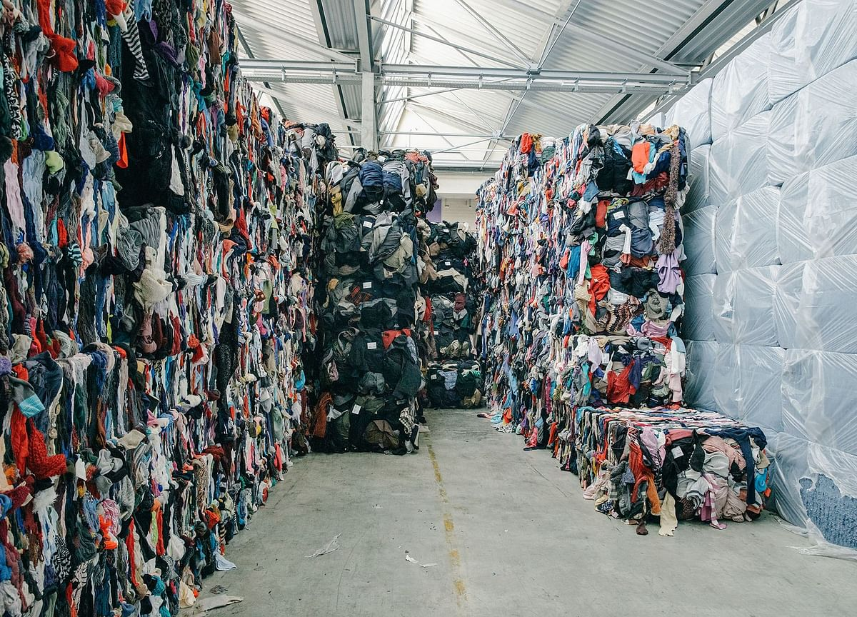 H&M Wants More Customers to Recycle Their Clothes