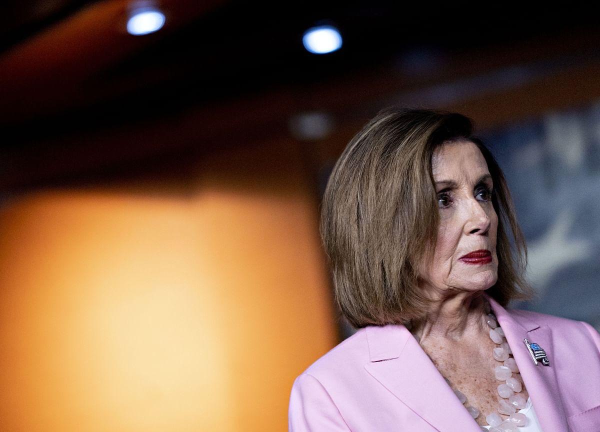 Pelosi Tells Trump Not to Make Impeachment Inquiry Any Worse