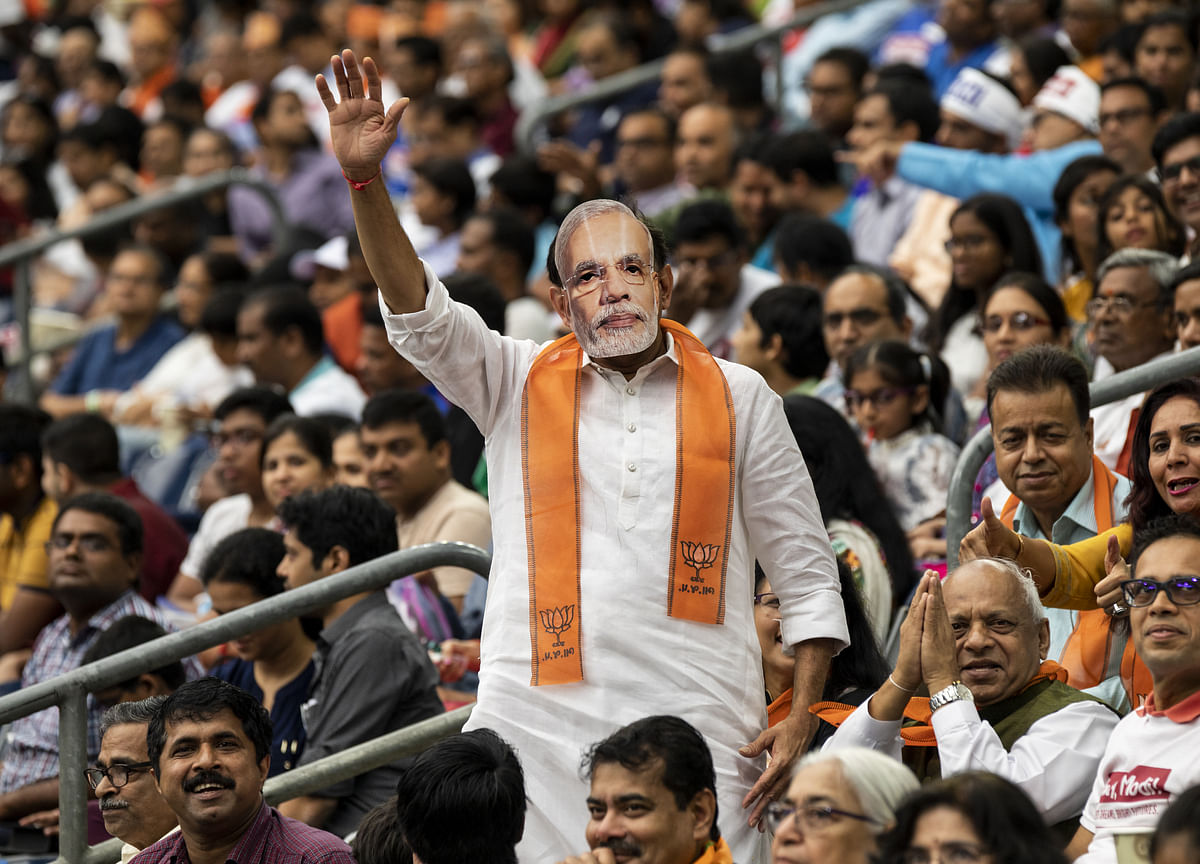 Modi's Party Earned More Last Year Than All Its Rivals Combined