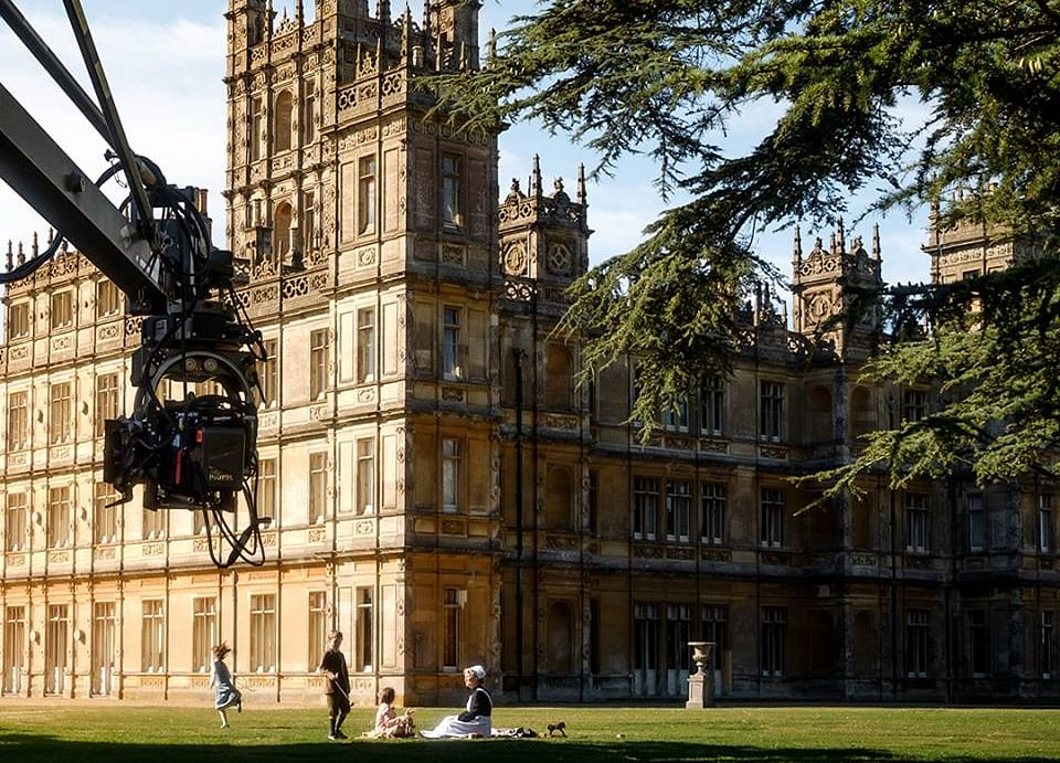 Downton Abbey Opens Its Doors With Airbnb Listing
