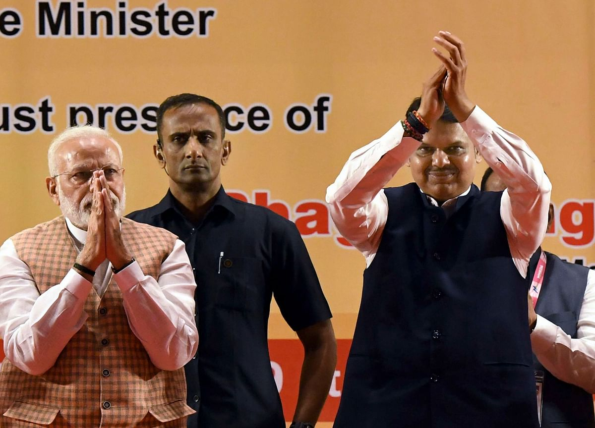BJP-Sena Will Contest Jointly; I Will Return As Chief Minister: Fadnavis