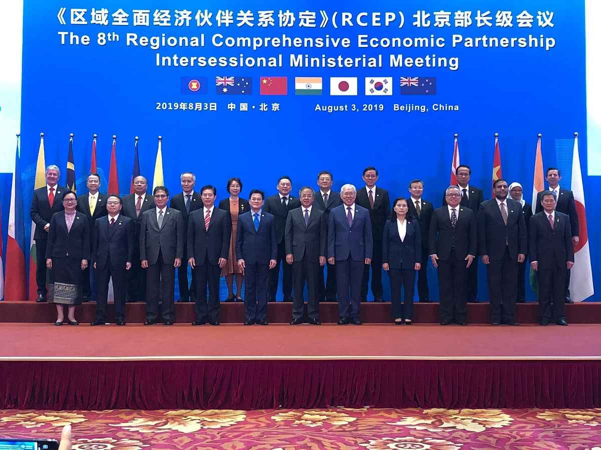 Japan Indicates Efforts On To Address India's Concerns On RCEP Deal
