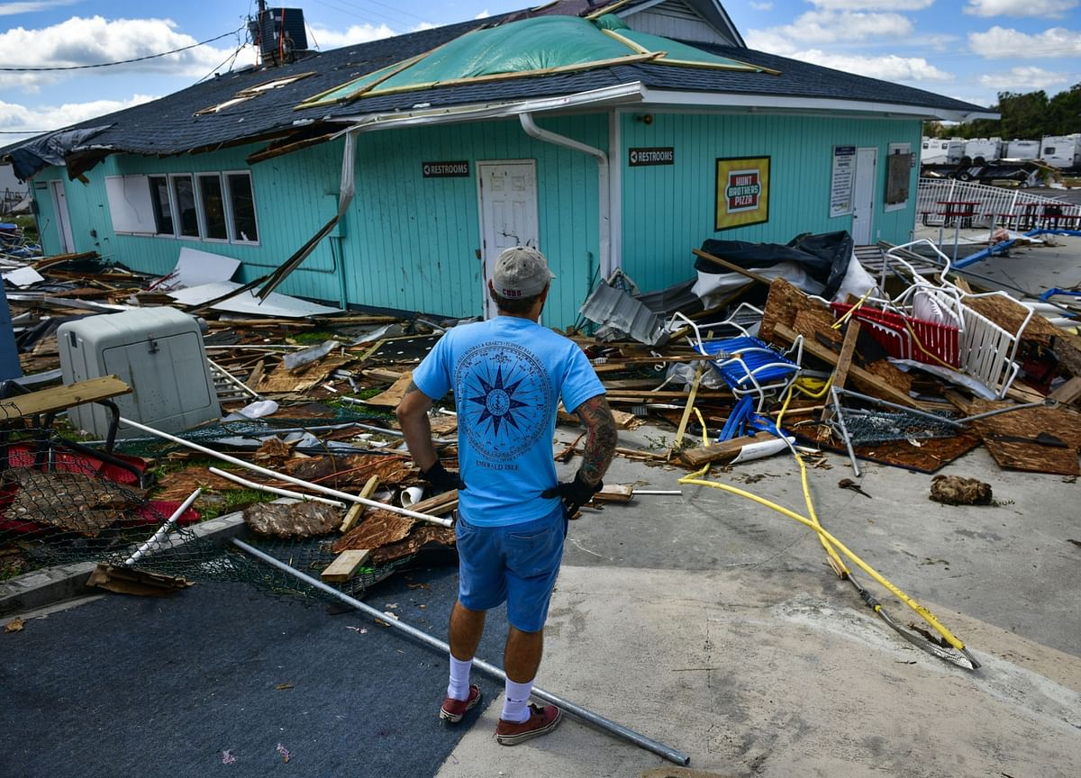 Storm Threat to U.S. Could Track Florida Coast, Veer Out to Sea