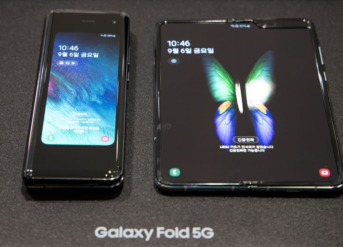 Samsung Fixed Its Folding Phone. But It's Still Not Ready for Most