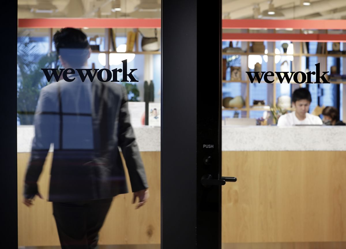 WeWork Exit Packages Include $17m to Co-CEOs: FT