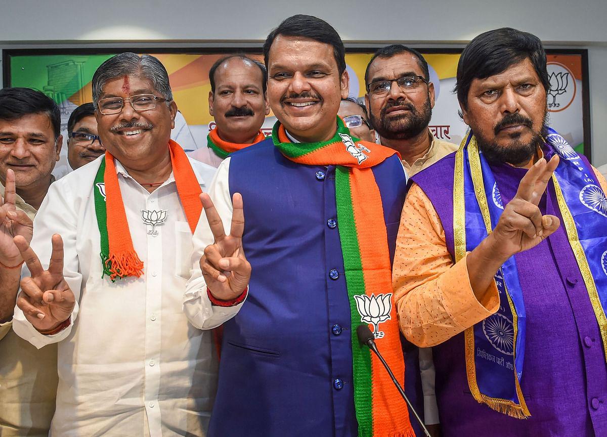 Fadnavis Elected Maharashtra BJP Legislature Party Leader