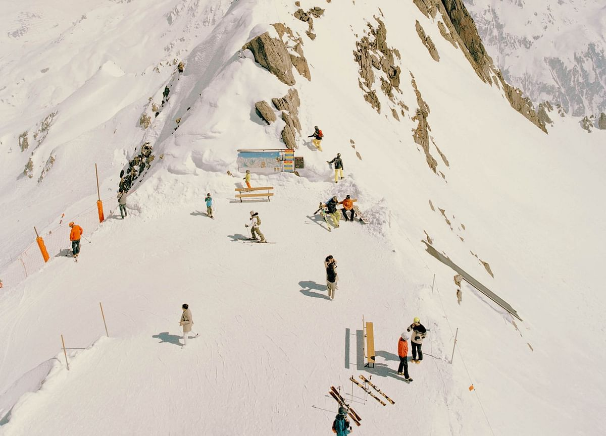 An Egyptian Billionaire Resurrected This Swiss Skiers' Paradise