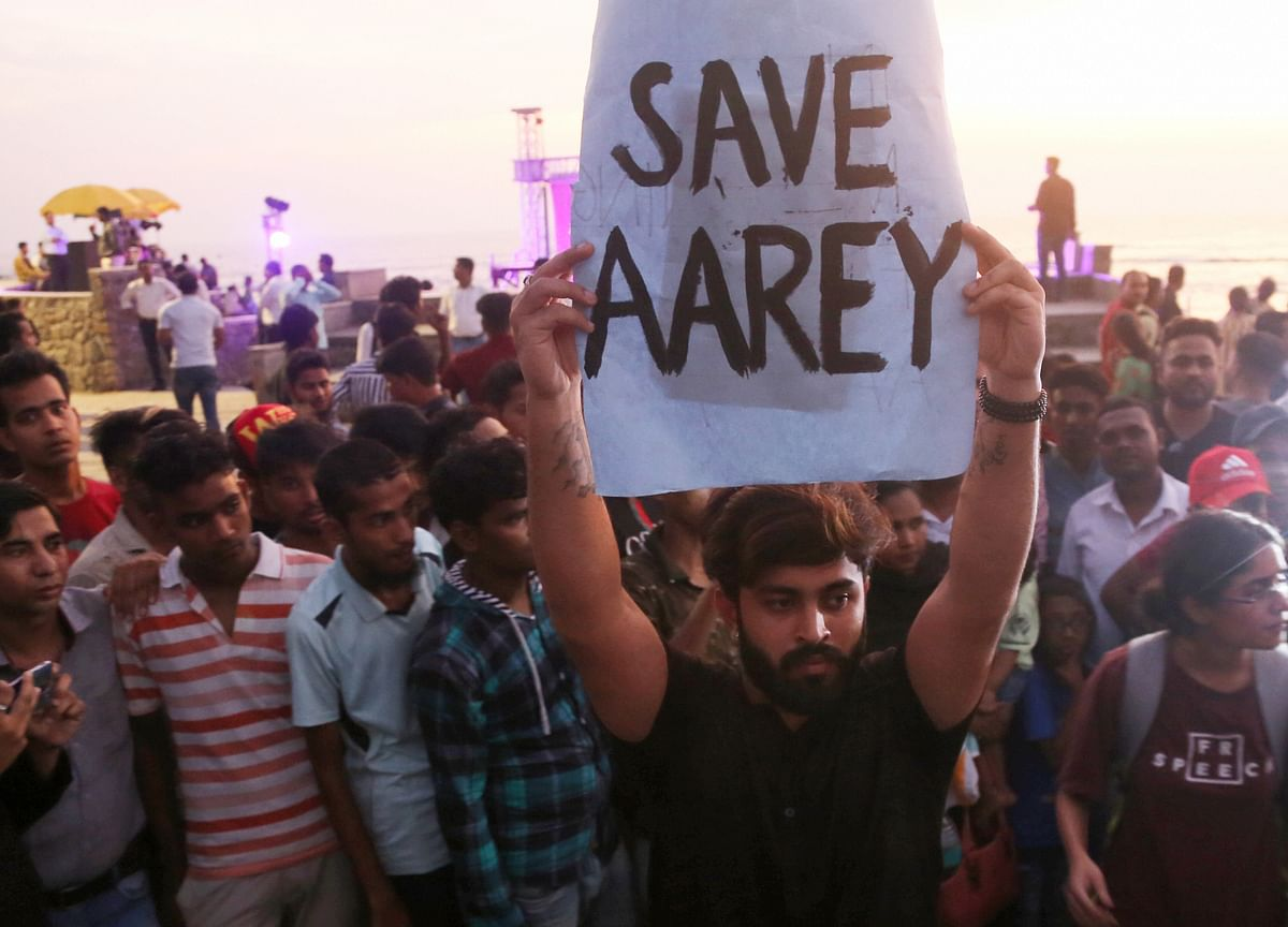 Aarey Case: Supreme Court Stays Further Cutting Of Trees For Mumbai Metro Car Shed
