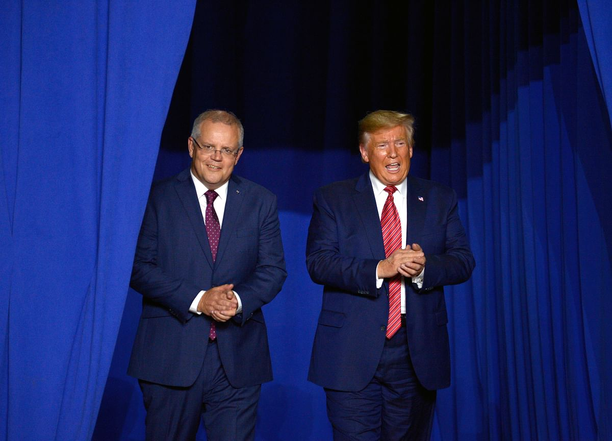 Australian Leader Told Trump He Was Ready to Assist With Probe