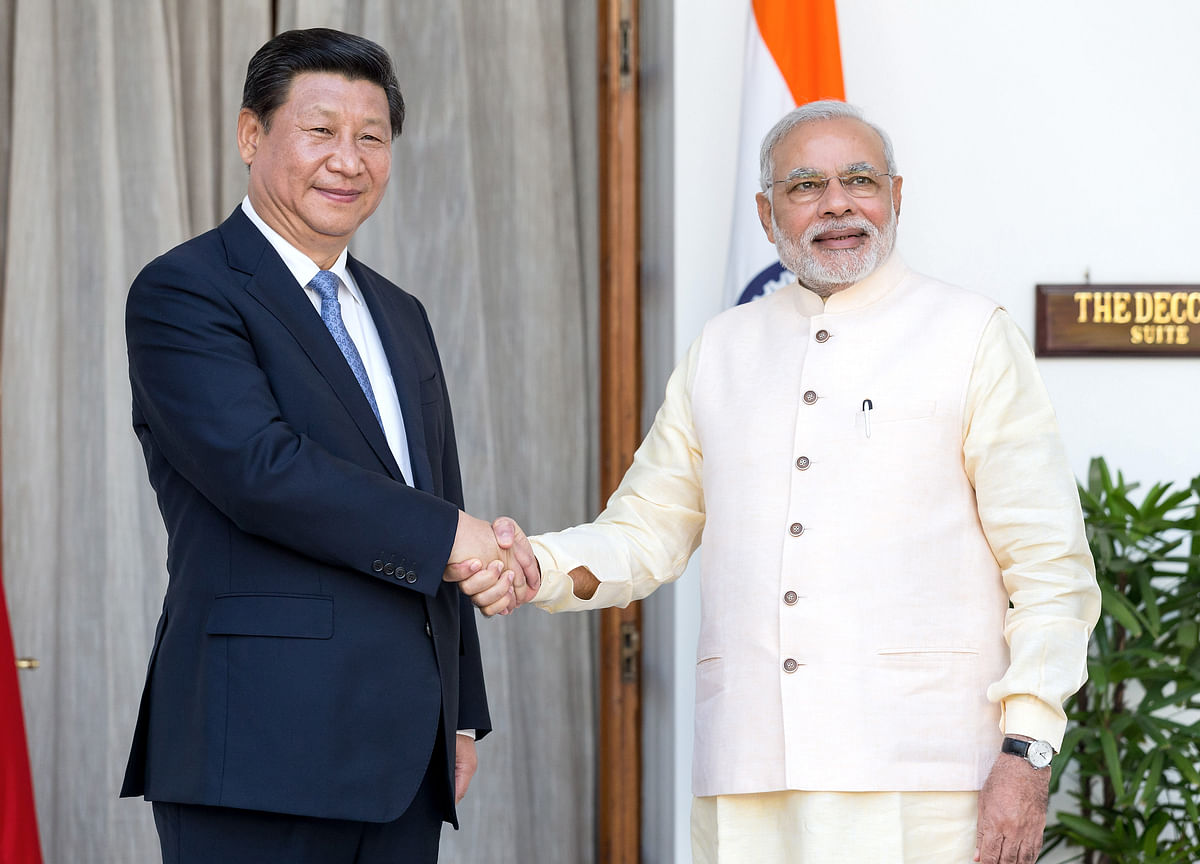 Modi-Xi Smiles Are Just for the Cameras