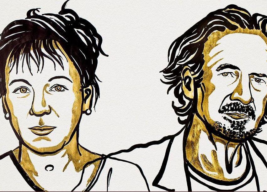 Poland's Tokarczuk and Austria's Handke Win Nobel Prizes in Literature