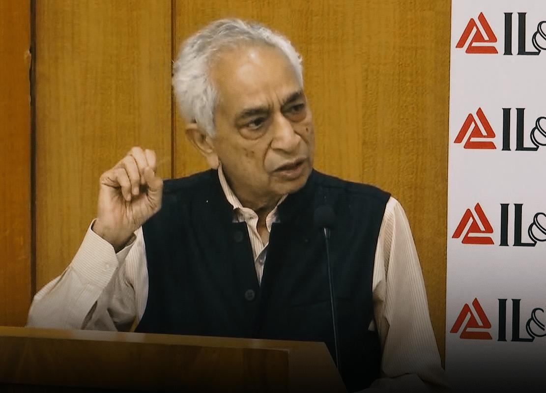 Why Vineet Nayyar Thinks Satyam Was Better Managed Than IL&FS